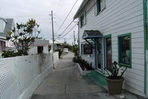 Hopetown Street scene