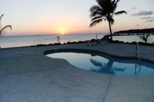 Orchard Bay Sunset