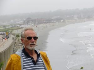 Cliff Walk Beach