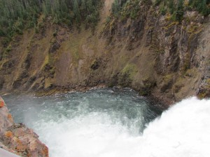Upper Falls Yellowstone